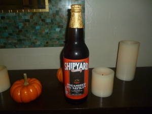 Picture - Shipyard's Smashed Pumpkin Ale